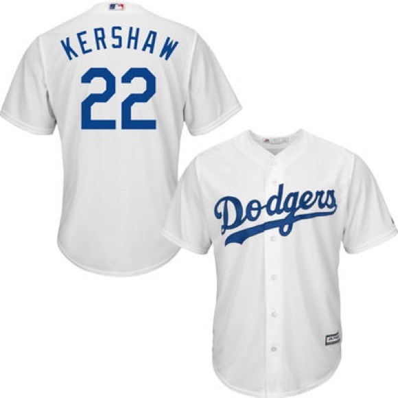 brand new 56ddf 1873f Men's LA Dodger's Clayton Kershaw Jersey MLB shop NWT